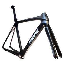 Merit Carbon Aero Frame Middle
