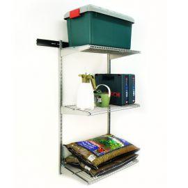 Shelf Kit - 3 Shelf 650mm