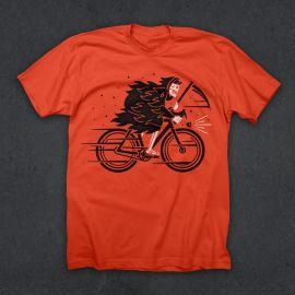 Twin Six T-shirt Reap What You Roll M