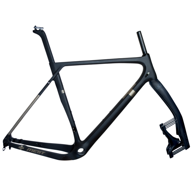 Carbon Gravel Frame Merit Plus Large