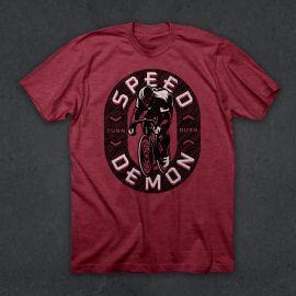 Twin Six T-shirt Speed Demon M