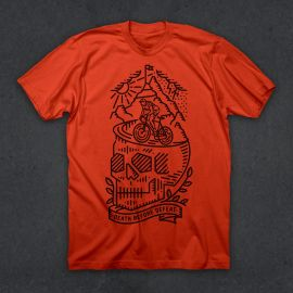 Twin Six T-shirt Wheel Sucker S