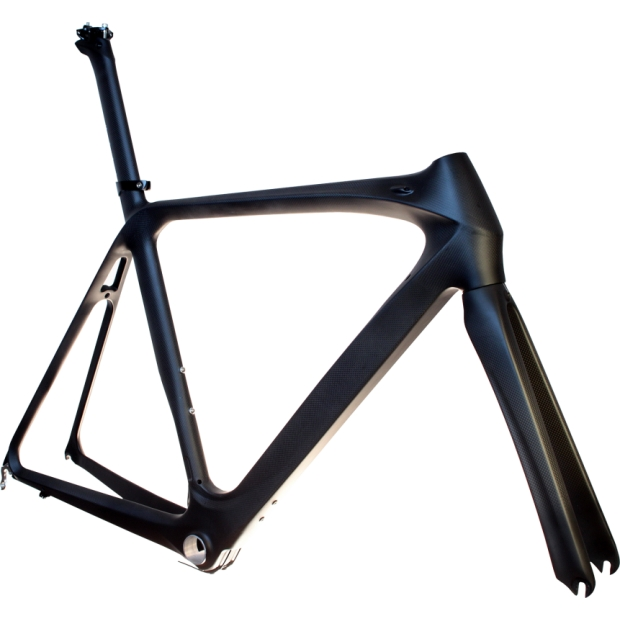 Merit Road Carbon Aero Frame Large