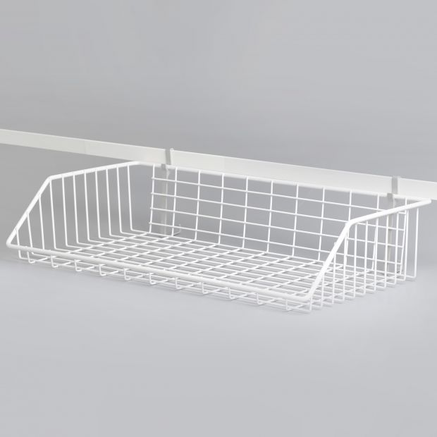 Wire Basket Large with Front Access 580mm