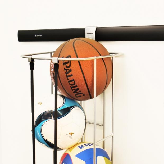 Zásobník na míče - pro 5 míčů