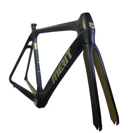 Merit Natural Carbon Aero Frame Large