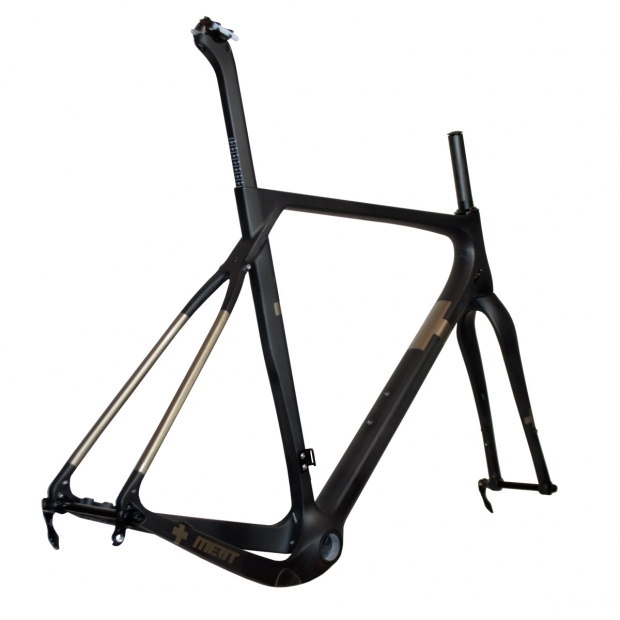 Merit Carbon Touring Gravel frame
