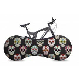 Bike Cover Skulls